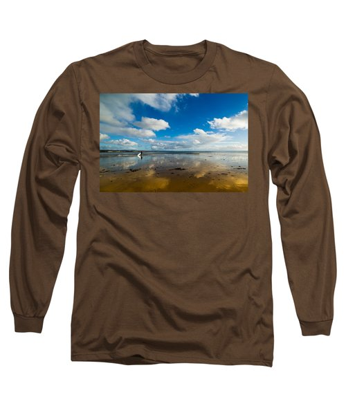 Surfing The Sky Long Sleeve T-Shirt