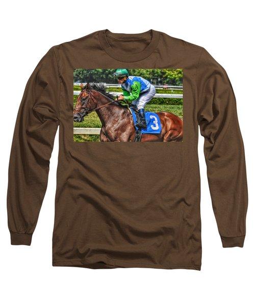 Surprise Twist W Javier Castellano Long Sleeve T-Shirt