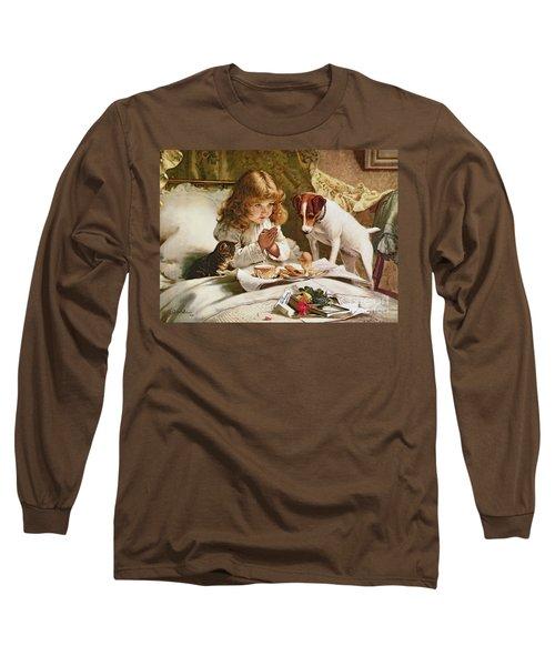 Suspense Long Sleeve T-Shirt