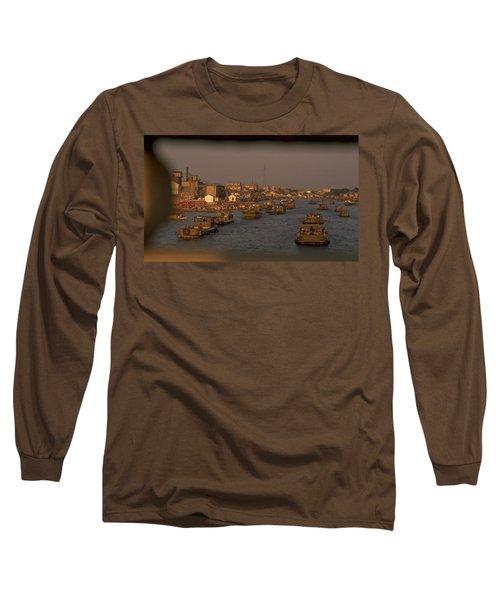 Suzhou Grand Canal Long Sleeve T-Shirt