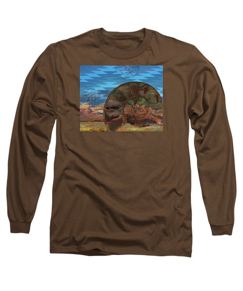 Sw Fossil Float Long Sleeve T-Shirt