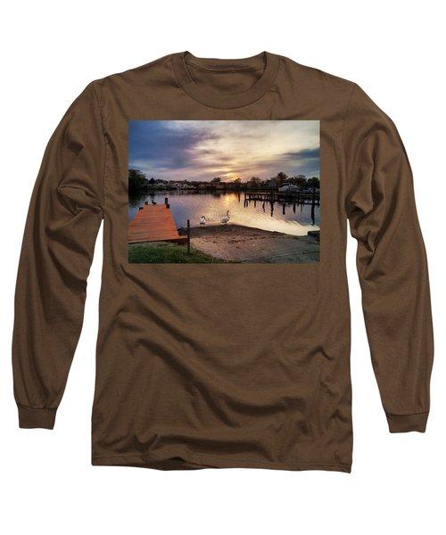 Swans Of Chink Creek Long Sleeve T-Shirt