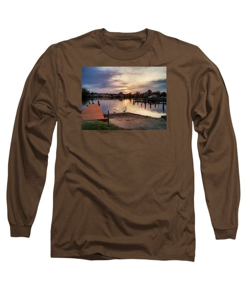 Swans Of Chink Creek Long Sleeve T-Shirt