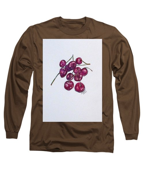 Sweet Cherry Long Sleeve T-Shirt