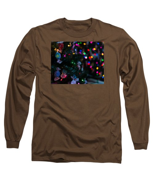 Long Sleeve T-Shirt featuring the photograph Sweet Sparkly by Lora Lee Chapman