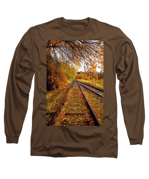 Switching To Autumn Long Sleeve T-Shirt