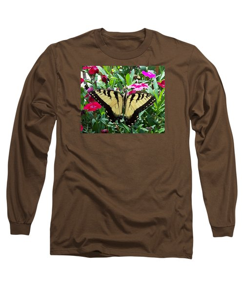 Long Sleeve T-Shirt featuring the photograph Symmetry by Sandi OReilly