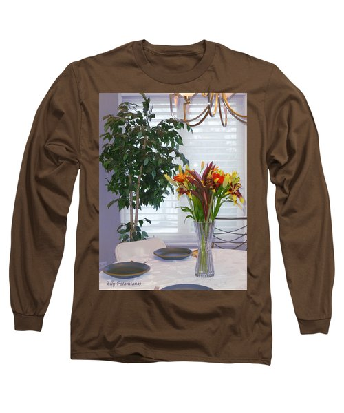 Tabletop Long Sleeve T-Shirt