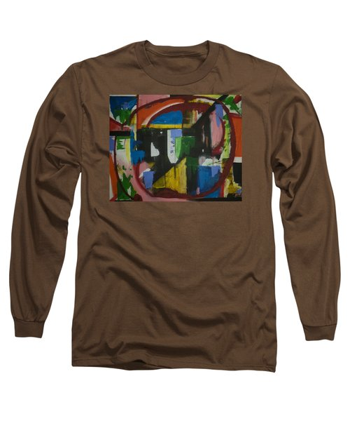 Take Me There Long Sleeve T-Shirt by Jose Rojas
