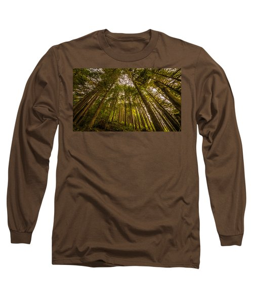 Tall Boys Long Sleeve T-Shirt by Kristopher Schoenleber