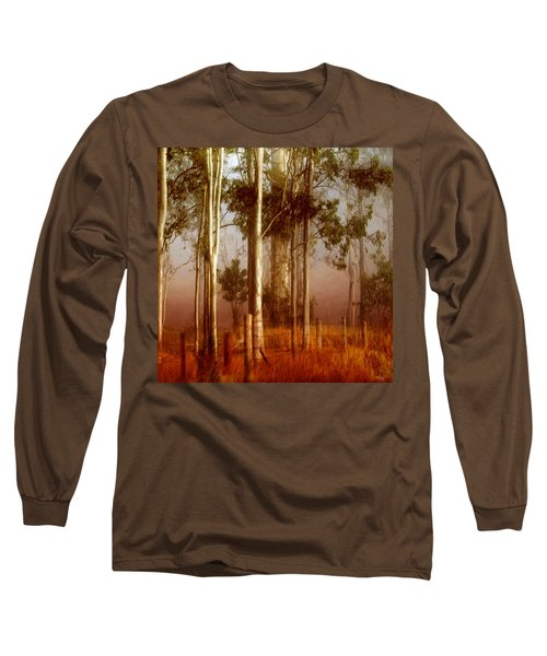 Tall Timbers Long Sleeve T-Shirt by Holly Kempe