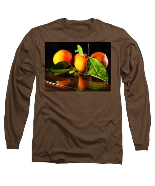 Tangerines Long Sleeve T-Shirt