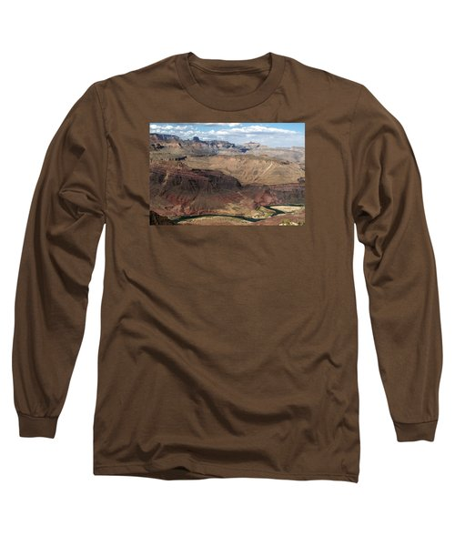 Tanner Rapids And The Colorado River Grand Canyon National Park Long Sleeve T-Shirt