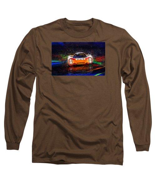 Targa Tempest Long Sleeve T-Shirt by Alan Greene