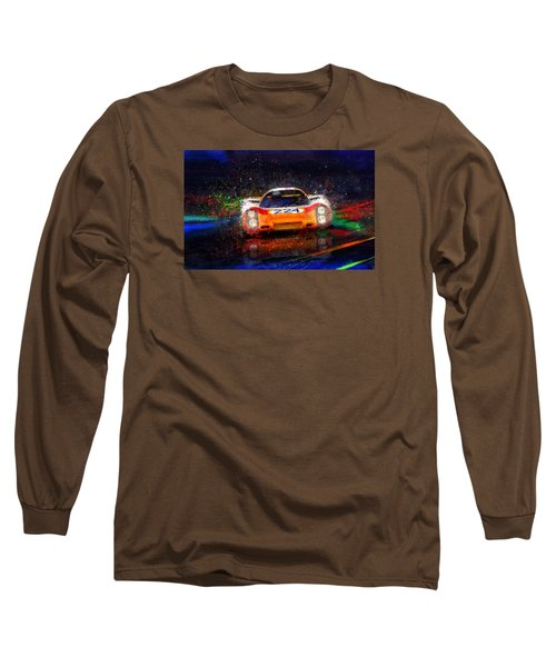 Targa Tempest Long Sleeve T-Shirt