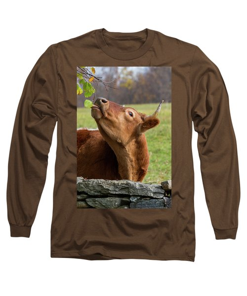 Long Sleeve T-Shirt featuring the photograph Tasty by Bill Wakeley
