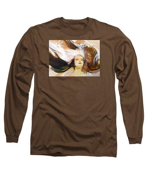 Tatiana Long Sleeve T-Shirt by Ed  Heaton