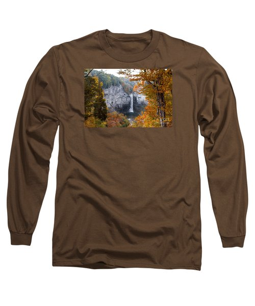 Taughannock Autumn Long Sleeve T-Shirt