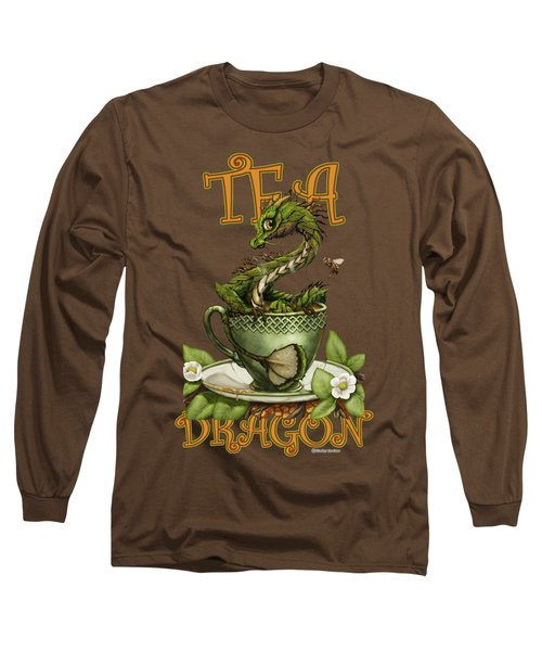 Tea Dragon Long Sleeve T-Shirt