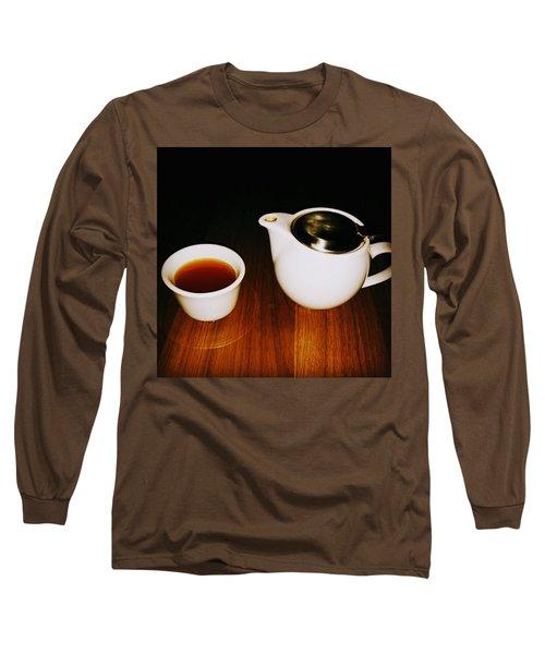 Tea-juana Long Sleeve T-Shirt