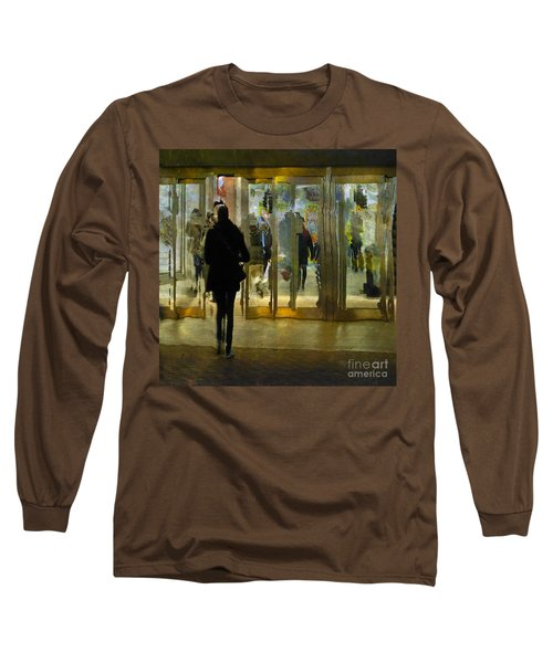 Temptation Long Sleeve T-Shirt by LemonArt Photography