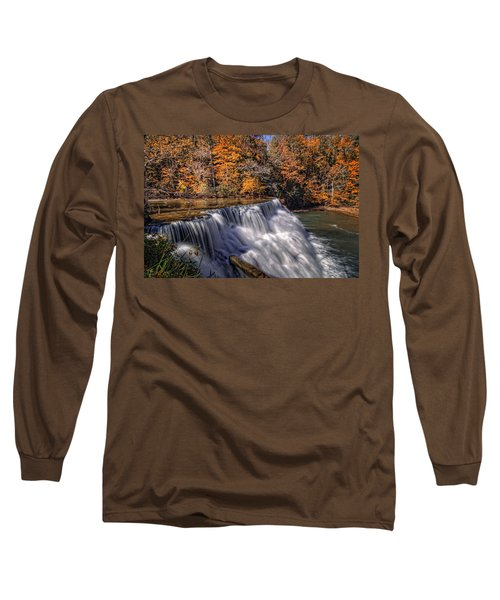 Tennessee Waterfall Long Sleeve T-Shirt