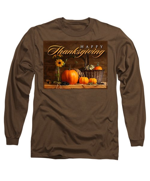 Thanksgiving I Long Sleeve T-Shirt