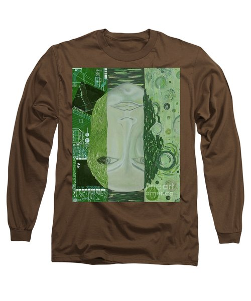The 7th Creation Long Sleeve T-Shirt by Talisa Hartley