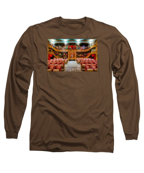 The Amargosa Opera House Long Sleeve T-Shirt