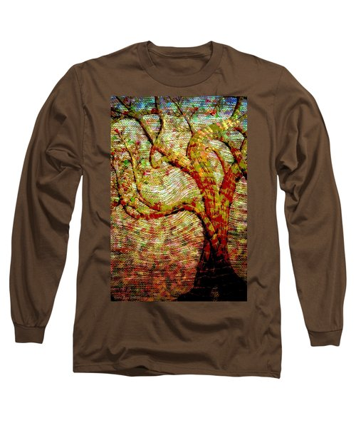 The Ancient Tree Of Wisdom Long Sleeve T-Shirt