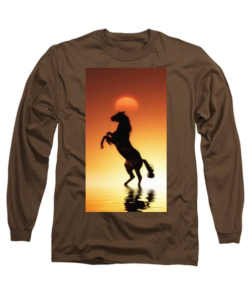 The Animals  Long Sleeve T-Shirt