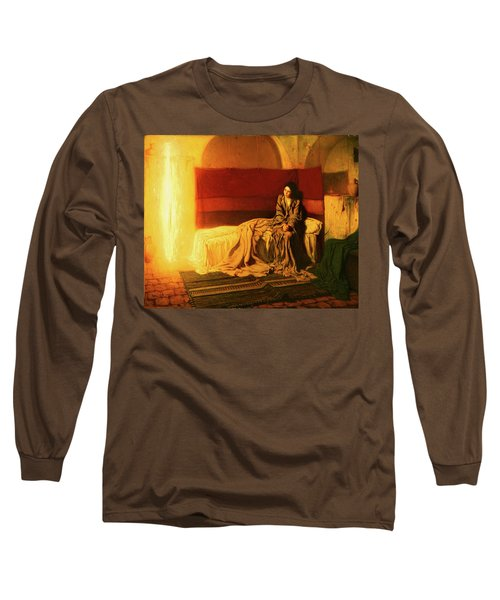The Annunciation Long Sleeve T-Shirt