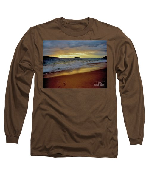 The Aura Of Molokini Long Sleeve T-Shirt