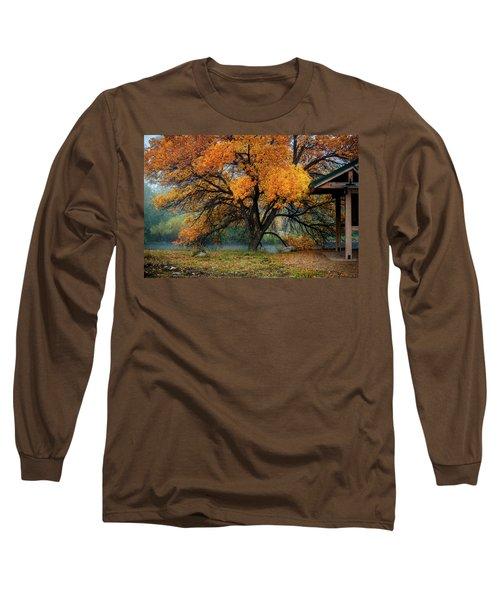 The Autumn Tree Long Sleeve T-Shirt