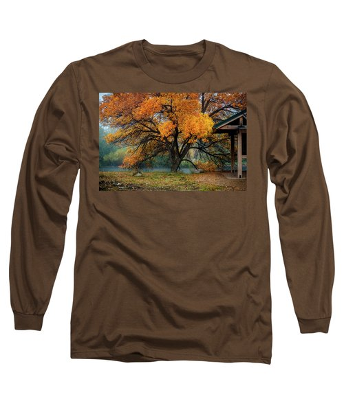 The Autumn Tree Long Sleeve T-Shirt
