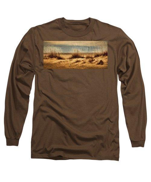 The Beach Long Sleeve T-Shirt