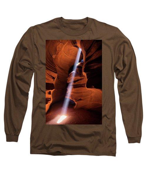 The Beam Of Light Long Sleeve T-Shirt