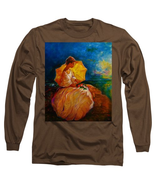 The Beautiful Outdoors Long Sleeve T-Shirt by Emery Franklin