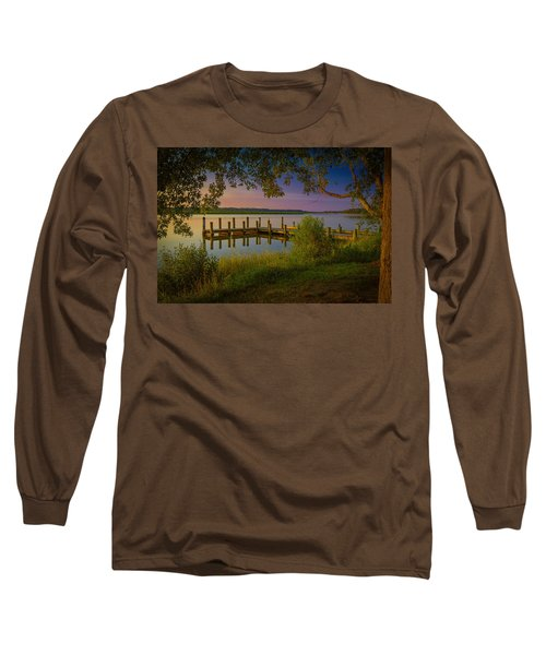 The Beautiful Patuxent Long Sleeve T-Shirt