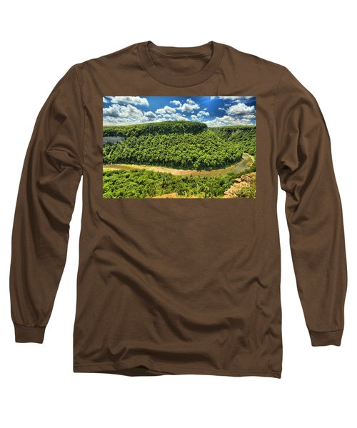 The Big Bend Long Sleeve T-Shirt