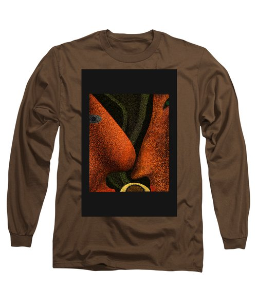 The Birth Of A New Life Long Sleeve T-Shirt by Alex Galkin