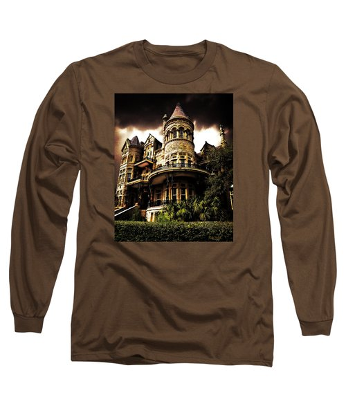 The Bishop's Palace Long Sleeve T-Shirt