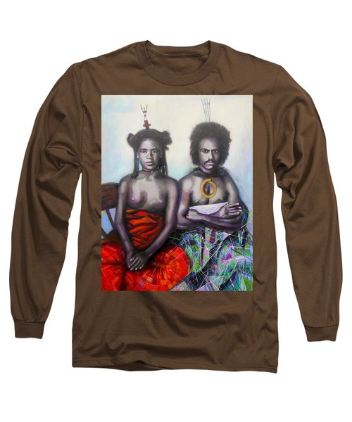 The Bride- Large Work Long Sleeve T-Shirt