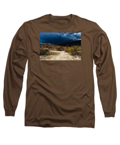 The Calm Before Long Sleeve T-Shirt