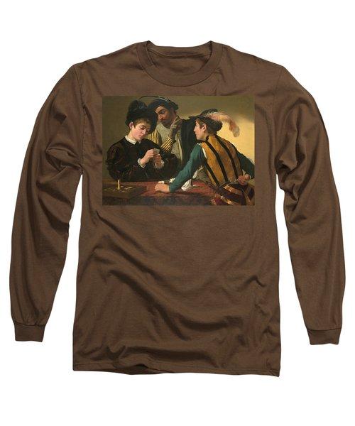 The Cardsharps  Long Sleeve T-Shirt