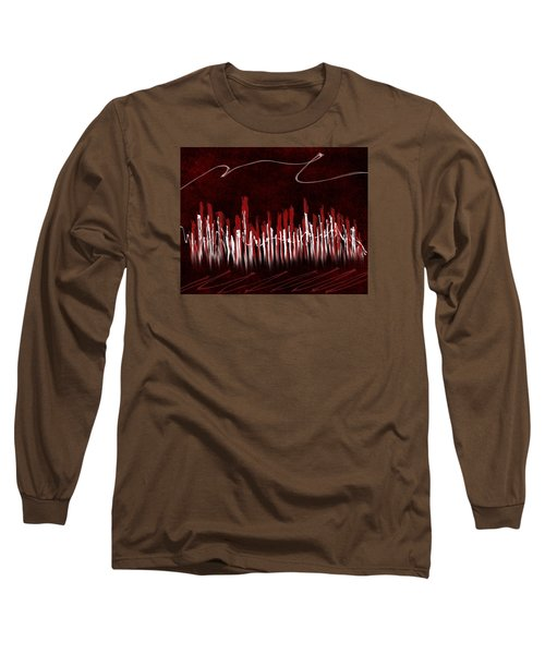 The City Of My Dreams Long Sleeve T-Shirt