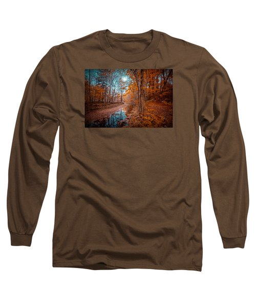 The Color Of Fall Long Sleeve T-Shirt