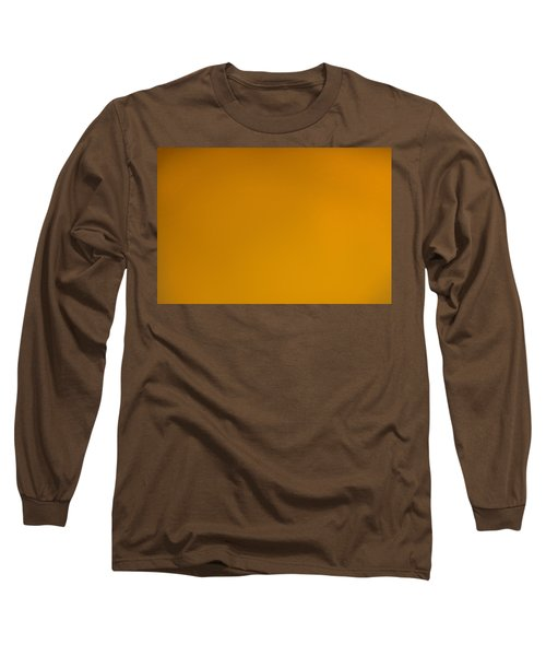 The Color Of Rust Long Sleeve T-Shirt