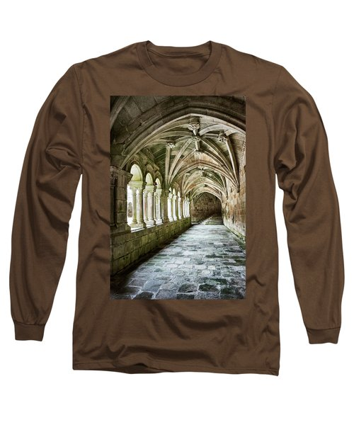 The Corridors Of The Monastery Long Sleeve T-Shirt