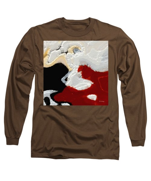 The Cost Of The Kingdom. Matthew 16 25 Long Sleeve T-Shirt by Mark Lawrence